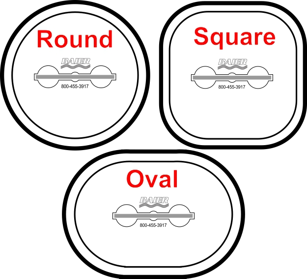 Oval Square
